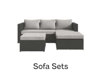 Sofa Patio Sets